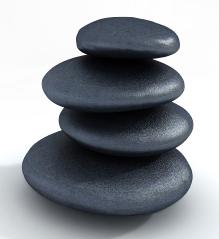 balancing rocks