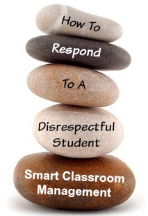 How To Respond To A Disrespectful Student - Smart Classroom