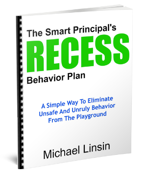 The Smart Principal's Recess Behavior Plan