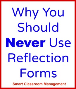 Why You Should Never Use Reflection Forms