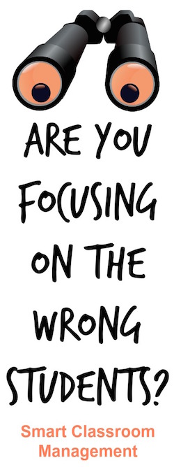 Are You Focusing On The Wrong Students?